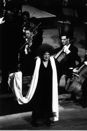 Teatro Regio in Turin, Concert for Fellini, 2002