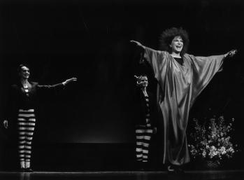 Concierto para Fellini, Teatro Argentina, Roma.